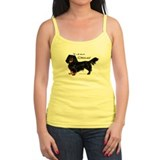 Dachshund Attitude Ladies Top