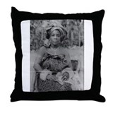 Obam Balonwu's Throw Pillow