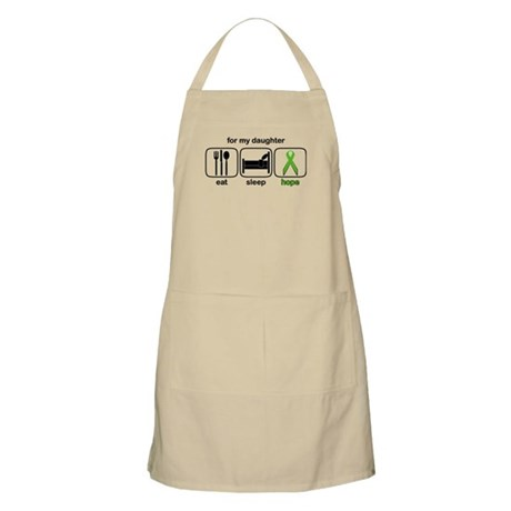 Daughter ESHope Lymphoma BBQ Apron