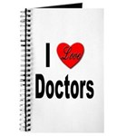 I Love Doctors Journal