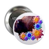 Bison Love Button