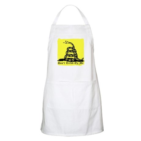 Don't Tread On Me Gadsden BBQ Apron