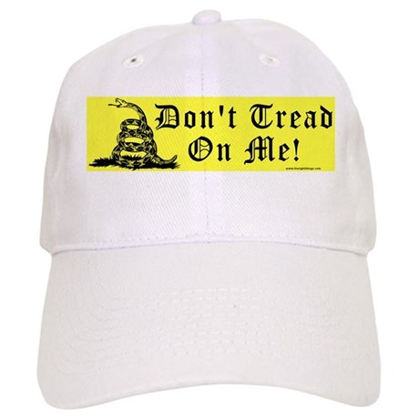 Don't Tread On Me Gadsden Cap