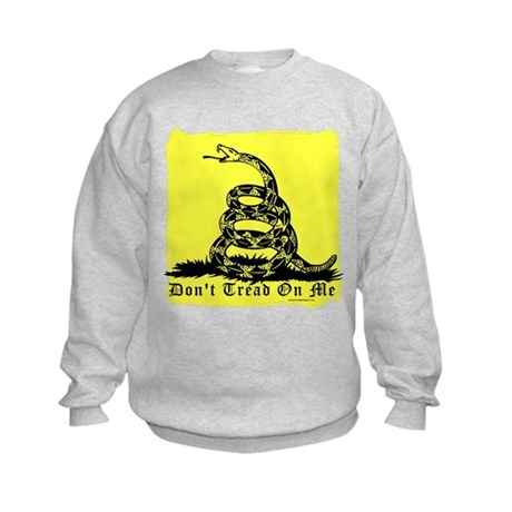 Don't Tread On Me Gadsden Kids Sweatshirt