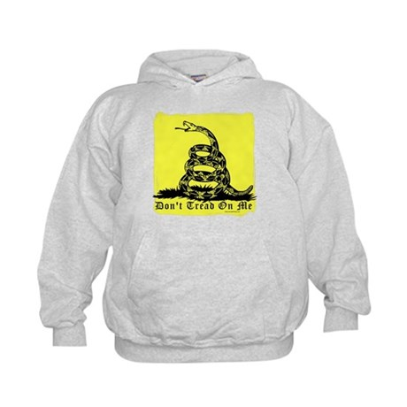 Don't Tread On Me Gadsden Kids Hoodie