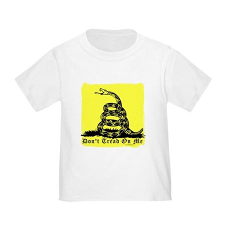 Don't Tread On Me Gadsden Toddler T-Shirt
