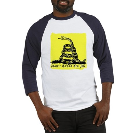 Don't Tread On Me Gadsden Baseball Jersey