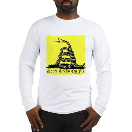 Don't Tread On Me Gadsden Long Sleeve T-Shirt