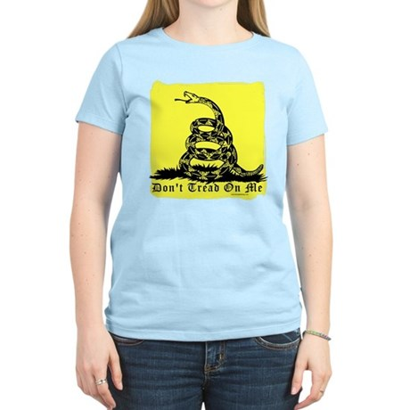 Don't Tread On Me Gadsden Women's Light T-Shirt