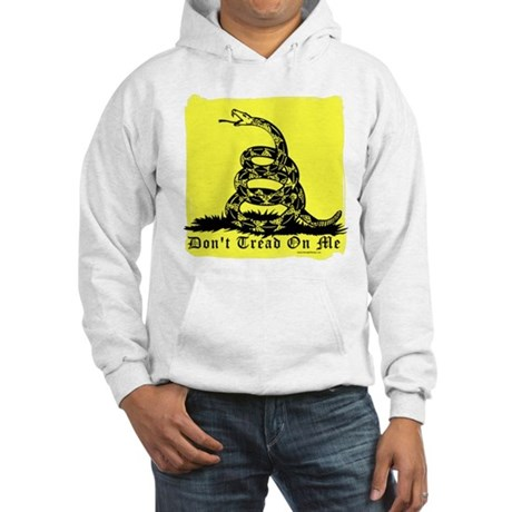 Don't Tread On Me Gadsden Hooded Sweatshirt