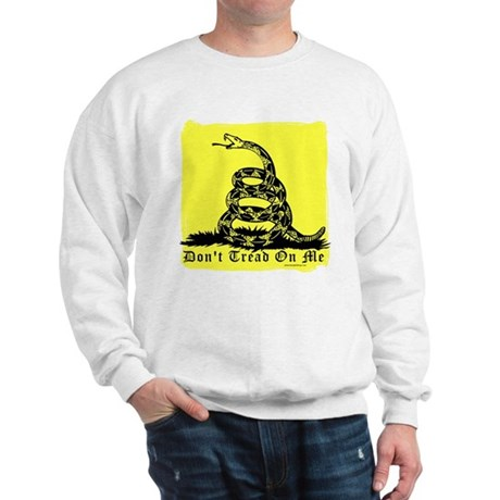 Don't Tread On Me Gadsden Sweatshirt