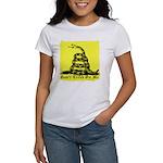 Don't Tread On Me Gadsden Women's T-Shirt