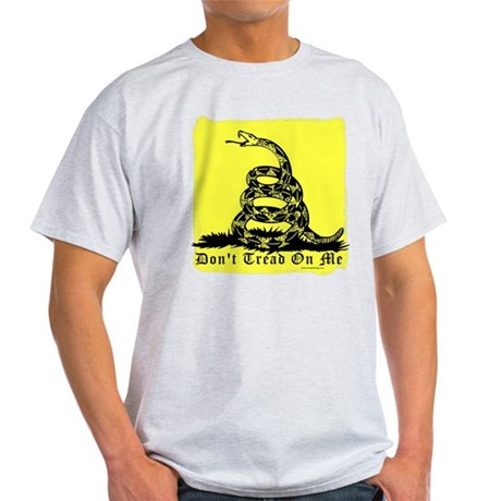 Don't Tread On Me Gadsden Light T-Shirt