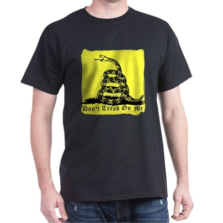 Don't Tread On Me Gadsden Dark T-Shirt