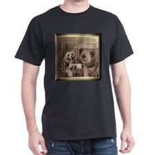 Chinese Crested Sheeba Golden T-Shirt
