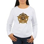 Spartanburg Sheriff Women's Long Sleeve T-Shirt