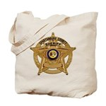 Spartanburg Sheriff Tote Bag