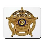 Spartanburg Sheriff Mousepad