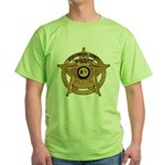 Spartanburg Sheriff Green T-Shirt