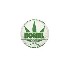 Cool Norml Mini Button