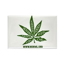 Norml Rectangle Magnet (10 pack)