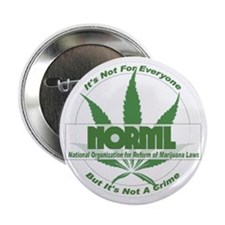 "Funny Norml 2.25"" Button (10 pack)"