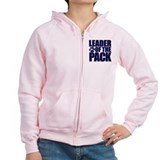 LEADER OF THE PACK Zip Hoody