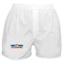 Cute Journey Boxer Shorts