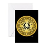Mayan Calendar Greeting Cards (Pk of 10)