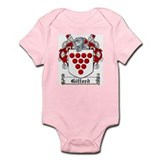 Gifford Coat of Arms Infant Creeper
