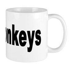 I Love Donkeys Mug