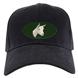 Saanen Dairy Goat Baseball Hat