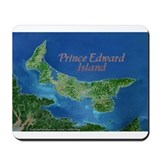 Prince Edward Island Mousepad