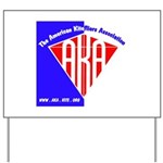 American Kitefliers Associati Yard Sign