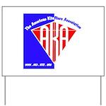American Kitefliers Associati Yard Sign