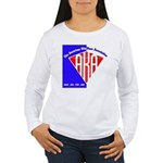 American Kitefliers Associati Women's Long Sleeve