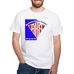 American Kitefliers Associati White T-Shirt