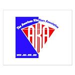 American Kitefliers Associati Small Poster