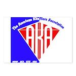 American Kitefliers Associati Postcards (Package o