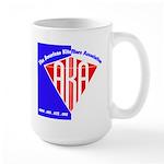 American Kitefliers Associati Large Mug