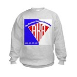 American Kitefliers Associati Kids Sweatshirt