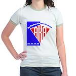 American Kitefliers Associati Jr. Ringer T-Shirt
