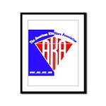 American Kitefliers Associati Framed Panel Print