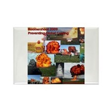Cute 2009 Rectangle Magnet (10 pack)