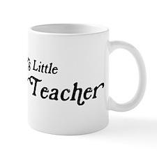 Mommys Little Sociology Teach Mug