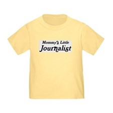 Mommys Little Journalist T