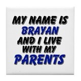 my name is brayan and I live with my parents Tile