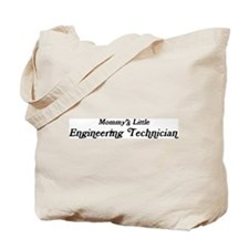 Mommys Little Engineering Tec Tote Bag
