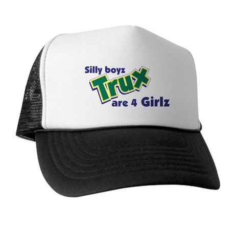 Trux Trucker Hat