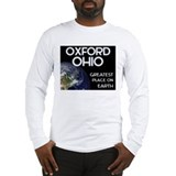 oxford ohio - greatest place on earth Long Sleeve